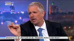 """Dirk Müller: """"Die Aufregung über den VW-Skandal ist überzogen"""" 30.09.2015 – Bananenrepublik"""