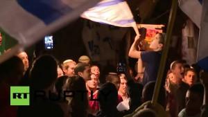 Hunderte Israelis stürmen muslimisches Viertel in Jerusalem