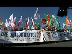 STOPP TTIP-CETA-DEMO in Berlin 10.10.2015 mit bis zu 250.000 Teilnehmern – Bananenrepublik