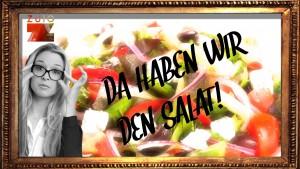 Da haben wir den Salat – Die Klugscheisserin