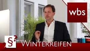 Darf ich im Winter mit Sommerreifen fahren? | Kanzlei WBS