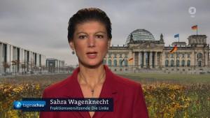 Es gibt kein UN-Mandat für diesen Bundeswehreinsatz in Syrien 27.11.2015