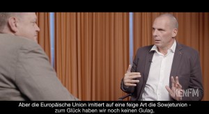 Missing Link to Yanis Varoufakis – KenFM-Interview von Dirk Pohlmann