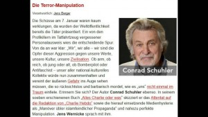 Paris und die Terror-Manipulation (Teil 2) – Interview mit Conrad Schuhler (Nachdenkseiten)