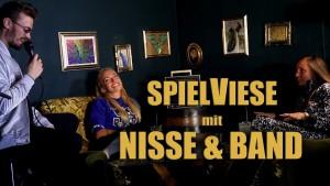 SpielViese – NISSE, SCHWESTA EWA & VISA VIE – Zum Goldenen V