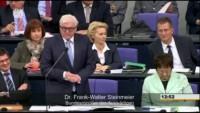 Deutschland muss mit Frankreich in den Krieg ziehen – Außenminister Steinmeier (antikrieg TV)