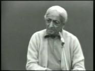 Jiddu Krishnamurti – Warum ist die Welt so ein Chaos?