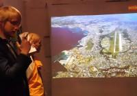 Europa Vortragstour, Berlin: Proteste in Japan gegen US-Militärbasis in Henoko, Okinawa #1
