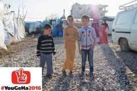 Yougeha2016 – Flüchtlingscamps im Libanon