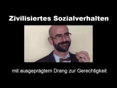 Zivilisiertes Sozialverhalten 2016 – AfD die Volksmathematiker