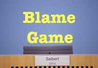 Blame Game – Komplette Bundespressekonferenz vom 29. April 2016