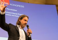 Die digitale Revolution: Richard David Precht (Vortrag Caritaskongress)