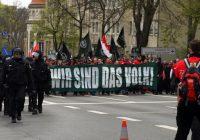 [Impressionen] 1. Mai Plauen – Naziaufmarsch