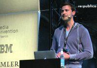 re:publica 2016 – Wolfgang Gründinger: Alte Säcke Politik – eine Zukunfts- statt Angstdebatte führen