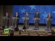 Live: EU-Türkei Gespräche zu visa-freiem Reisen – Pressekonferenz in Brüssel (deutsche Übersetzung)