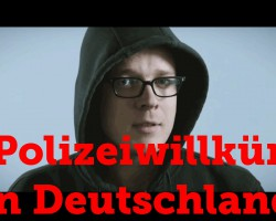 Nicos No Fun Facts: Polizeiwillkür in Deutschland