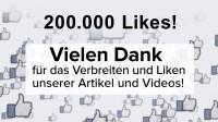 RT Deutsch sagt Danke für 200.000 Likes bei Facebook