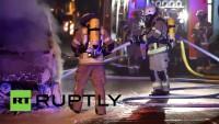 Wieder brennen Autos in Berlin – Georgisches und französisches Diplomaten-Auto in Brand gesetzt