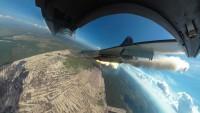 """360-Grad-Video: Aussicht aus Su-30-Cockpit beim Wettbewerb """"Aviadarts-2016"""""""