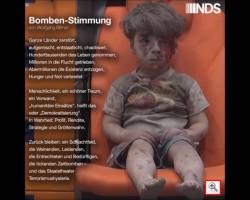Bombenstimmung – ein Gedicht von Wolfgang Bittner