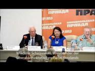 """Buchvorstellung in Moskau: 25 Jahre nach dem August-Putsch – """"Wer hat wen verraten?"""""""