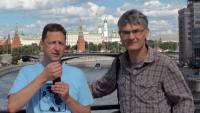 Friedensfahrt Berlin – Moskau, Tag 10 und 11: Moskau (16. – 17.08.2016)