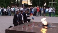 Friedensfahrt Berlin – Moskau, Tag 12: Die Fahrt von Moskau nach Smolensk (18.08.2016)
