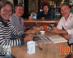 Hamster ausverkauft! – #BarCode mit Annegret Hallanzy, Robert Stein, Götz Wittneben & Frank Höfer