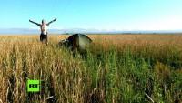Jens Kwass – zu Fuß um die Welt