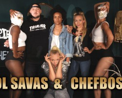 Kool Savas & Visa Vie mit CHEFBOSS | LiveMedley + Interview | SpielViese
