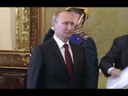 Live: Putin empfängt russische Olympioniken im Kreml