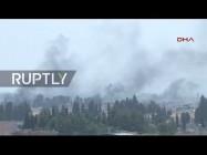 Live: Türkei startet Anti-IS-Offensive in Syrien – Panzer haben Grenze passiert