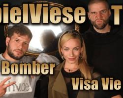 MC BOMBER LiveMedley + Interview mit TUA & VISA VIE | ZUM GOLDENEN V