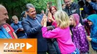 Neuer Gabriel – in der Vaterrolle zum Imagewandel? | ZAPP | NDR