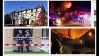 Rechtsextremismus und Fremdenhass: Anschläge gegen Flüchtlinge nehmen dramatisch zu