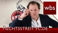 Rechtsstreit um die Domai fc.de | Rechtsanwalt Christian Solmecke