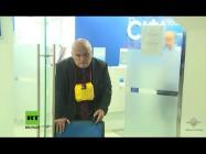 Russland: Geiselnehmer mit Bombenattrappe in Moskauer Bank ergibt sich