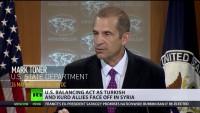 Türkei weitet militärische Operationen in Syrien aus – USA unter Druck