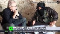 """Al-Nusra zu Todenhöfer: """"Wir brauchen mehr Unterstützung aus dem Westen"""""""
