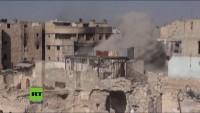 """Aleppo: Schwerer Rückschlag für """"Rebellen"""" – Syrisch Arabische Armee erobert ganzen Stadtteil zurück"""