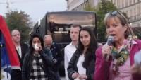 Berlin Veranstaltung 26.9.2016 – Friedensvertrag in Kolumbien –  Heike Hänsel, Bundestagsabgeordnete
