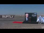 Live: Staatsoberhäupter erreichen Israel, um Abschied von Schimon Peres zu nehmen