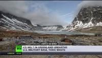 Vom Eise befreit…: Amerikanischer Giftmüll auf Island