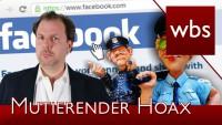 Warnung vor mutierendem Hoax bei Facebook & Co. | Rechtsanwalt Christian Solmecke