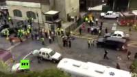 Zugunglück in USA: Über 100 Verletzte, drei Todesopfer