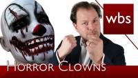Horror Clowns treiben ihr Unwesen | Rechtsanwalt Christian Solmecke