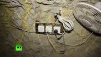 Mossul: Eroberte Tunnel und Bunker der Terrormiliz decken auf, wie IS-Kämpfer leben