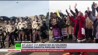 North Dakota: Eskalation bei Anti-Pipeline Protesten