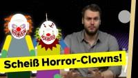 Scheiß Horror-Clowns