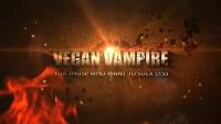 THE VEGAN VAMPIRE (E1) HOT HELLFIRE TOMATO SAUCE WITH ZUCCHINI WORMS